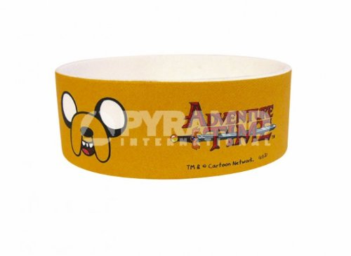 adventure-time-rubber-braccialetto-jake-pyramid-international