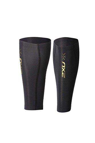 2XU Men's Mcs Compression Calf Guard Ua3064 Leg Cover