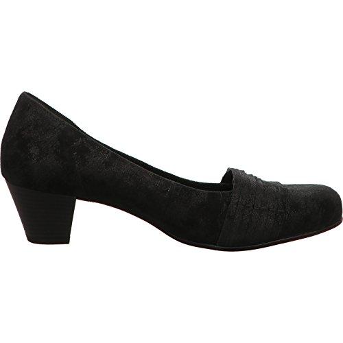 Femme Pour 146 Noir 97 Escarpins 46 Gabor vAwnR6Iqn
