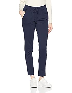 Tom Tailor Soft Jersey Loose Fit Pants, Pantalones para Mujer