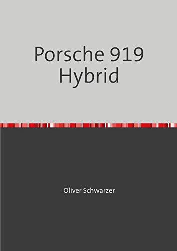 Legobauanleitungen / Porsche 919 Hybrid