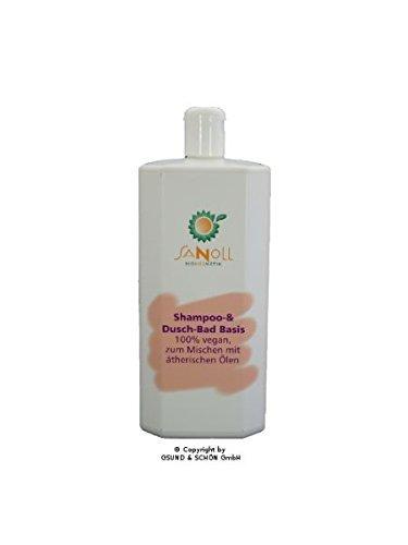 Neutral Shampoo & DuschBad Basis - Literware
