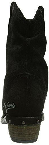 Dockers by Gerli 354042-141001, Boots femme Noir (Schwarz 001)