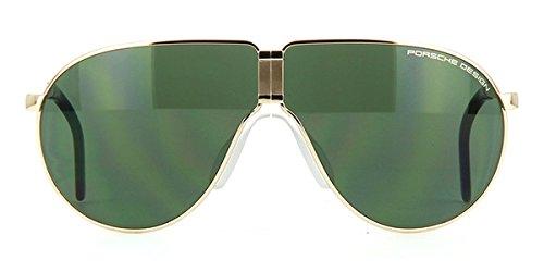 Porsche design da uomo p8480-a occhiali da sole