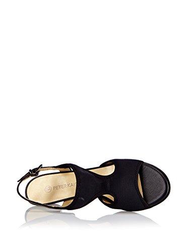 Peter Kaiser  Peter Kaiser Sandalette - Pantin 35 schwarz - 03183/730, Damen Sandalen, - schwarz - Größe: Schwarz