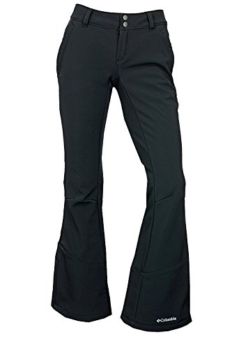 Columbia Women's Squaw Ascent Softshell Omni-Heat Reflective Thermal Insulated Ski Pants (4) (Jacket Womens Ascent)