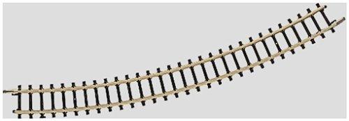 Märklin Curved Track - partes y accesorios de juguetes ferroviarios (Rastrear, Märklin, Negro, Amarillo)