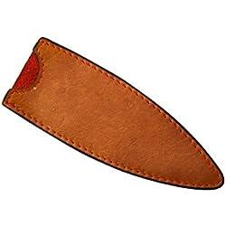 Étui en cuir pour couteau Deejo 27g - Deejo - Design et Cuir véritable - Protection optimale pour votre couteau de poche
