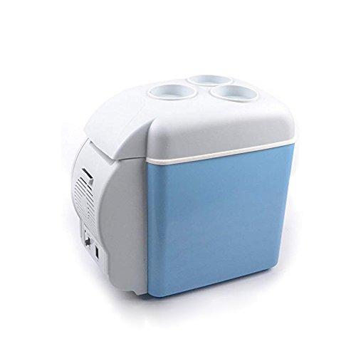 LT&NT Klein Auto Kühlschrank 7.5 l tragbarer elektrischer Kühlschrank gekühlt und isoliert Box 12V