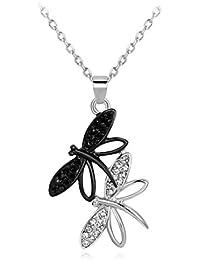 b23a5091c6c0 Amazon.es  Libelula - Collares   Mujer  Joyería