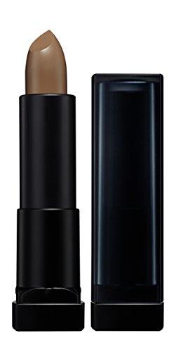 Maybelline New York Color Sensational Powder Matte Lippenstift Nr. 35 Carnal Brown, 3er Pack (3 x 4 g) - Brown Matte Lippenstift