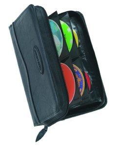 CD Ordner aus Koskin fuer 92 CDs oder 46 CDs mit Booklet Koskin Case Logic Cd Wallet