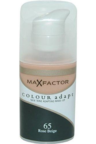 Max Factor Colour Adapt Foundation - 65 Rose Beige -