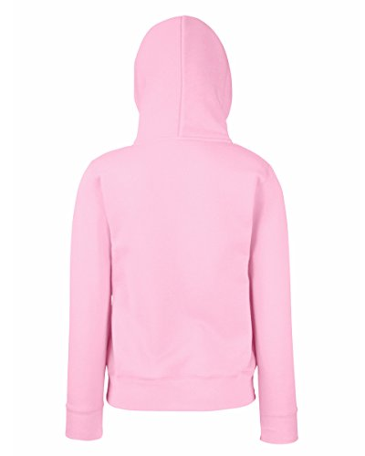 Fruit of the Loom - Sweat à capuche -  Femme Rose - Rose clair