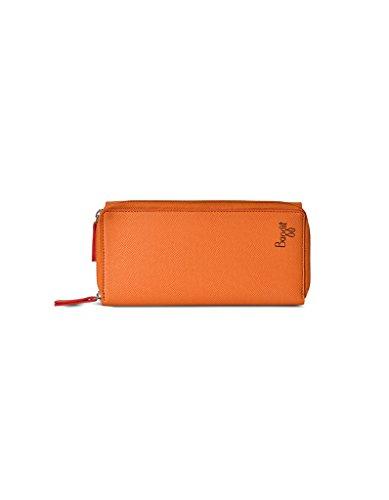 Baggit Lw Yukon Flori Orange (Orange) L Women'S Wallet  available at amazon for Rs.1275