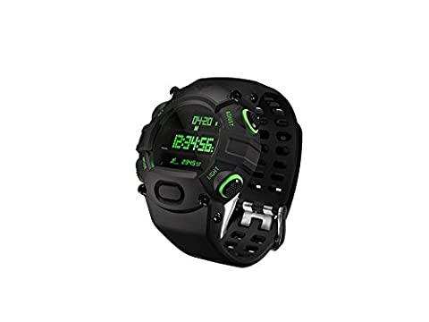 Razer Nabu Armbanduhr (voll ausgestatteter digitaler Chronograf, Fitness Tracking)