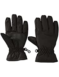 Mountain Warehouse Kids Ski Gloves - Snowproof Ski Mittens, Elastic Cuffs, Warm, Snowproof Childrens Hand Warmers, Fleece Lined & Comfortable- Great To Keep Hands Warm