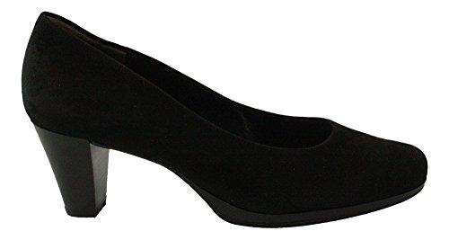 Paul Green, Scarpe col tacco donna nero nero Nero