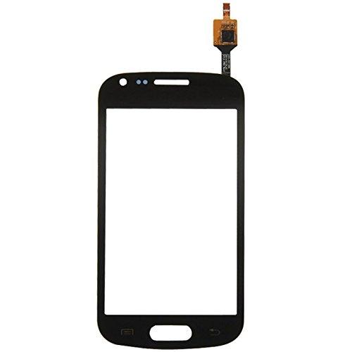 ZHU ZHUHX Touch Panel für Galaxy S Duos 2 / S7582 (Schwarz) (Farbe : Black) - Duos S Screen-ersatz Galaxy