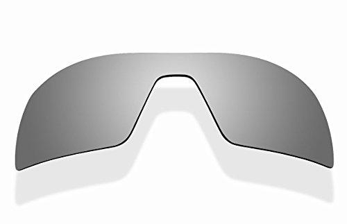 Sunnyblue2 Titan Polarisierte Ersatz Gläser für Oakley Oil Rig Sonnenbrille