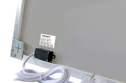 InfrarotPro Infrarotheizung 350 Watt Bild 29 60 x 60 cm Bild 4*