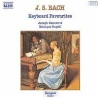 J.S. Bach: Keyboard Favourites