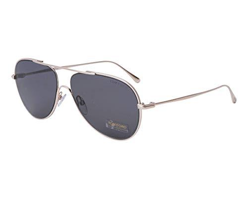 Tom Ford Sonnenbrillen Anthony (TF-695 28A) silber - grau verlaufend