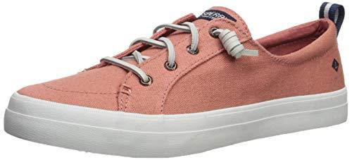 Sperry Top-Sider Women's Crest Vibe Sneaker - Topsider Leinen Sperry
