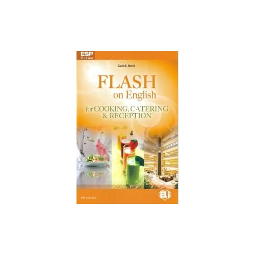 Flash on English for cooking, catering & reception