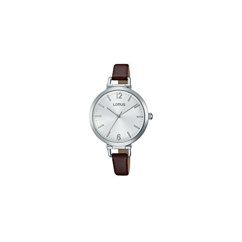 Lorus RG265KX9 Ladies' Silver Tone Watch