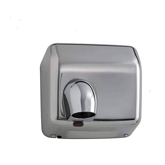 Bath Guru Automatic SS 304 High Speed Fast Dry Hand Dryer