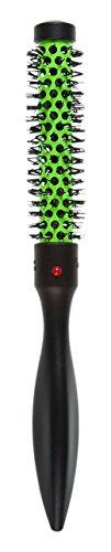 Denman Brosse Thermo-Neon Vert 16/30 mm