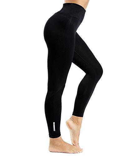 LaLaAreal Pantalones De Entrenamiento Para Mujer Leggings