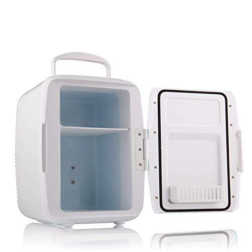 Kievy Elektrische Kühlbox Auto-Kühlschränke tragbar Gefrierschrank Mini-Kühler Wärmerer Kühler 2 Modi Bier Wein Getränke Reisen Camping -