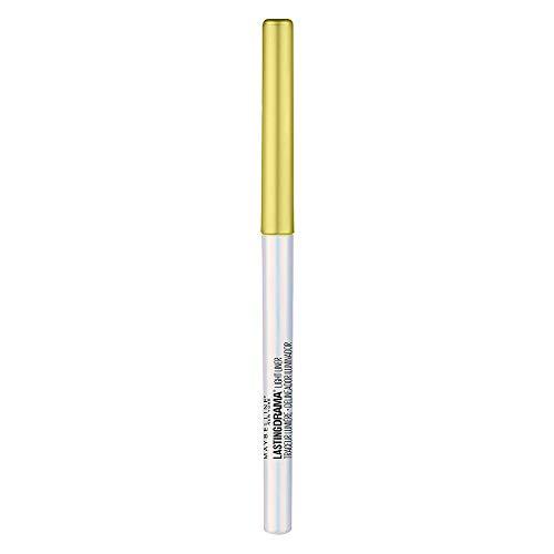Maybelline Master Drama Lightliner Nr. 15 Gold Ray, Eyeliner mit lichtreflektierenden Farbpigmenten,...
