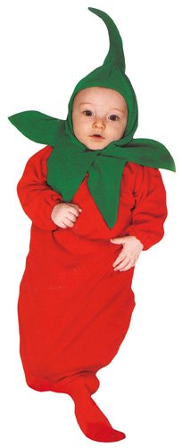 Chili Pepper Bunting Infant