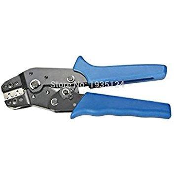 Ratsche Terminal Crimpen Tools Tab Crimpzange Bare Terminal Crimpzange Dedicated (0,08-0,5mm2) sn-01b