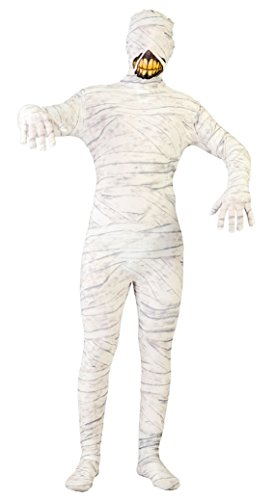 Mumie Spandex Anzug Kostüm Erwachsene