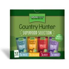 Country Hunter Dog Pouches Pack of 12