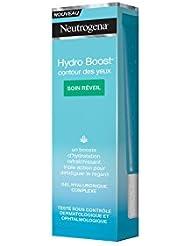 Neutrogena Hydro Boost Contour des Yeux Soin Réveil Tube 15 ml - Lot de 2