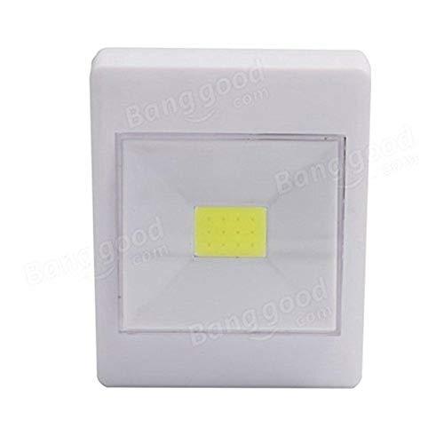 La seguridad del sistema de alarma antirrobo Mini COB LED Interruptor de...