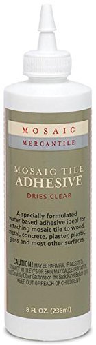Mosaic Mercantile Adhesive Tile 8 oz