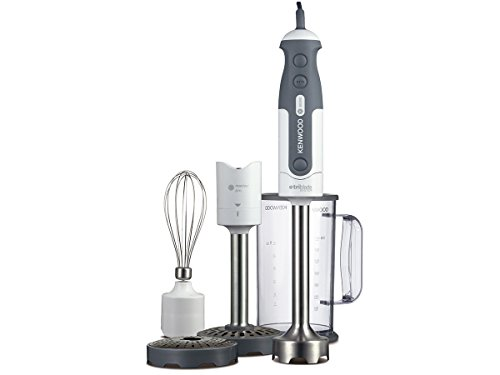 Kenwood HDP308WH Triblade Mixer ad Immersione
