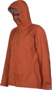 Houdini 4Ace Regenjacke Orange