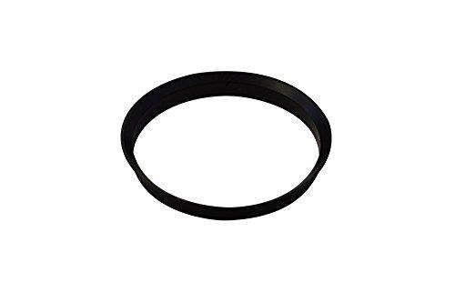 EvoCorse Bague de centrage en Plastique 67,1/66,1 mm - Kit 4 pièces