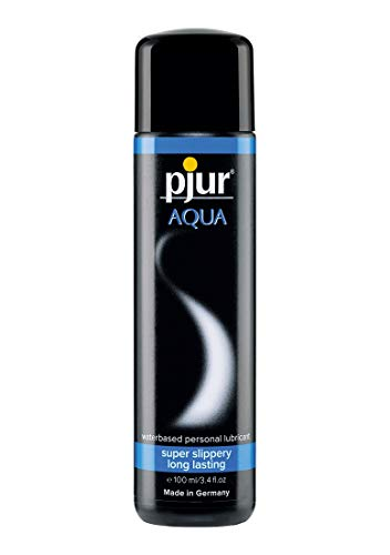 Pjur AQUA - Lubricante Premium acuoso - Excelentes