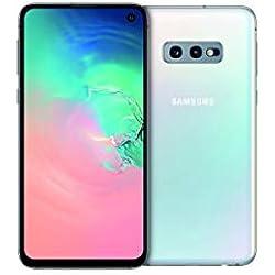 Samsung Galaxy S10e - Smartphone portable débloqué 4G (Ecran : 5,8 pouces - Dual SIM - 128GO - Android - Autre version