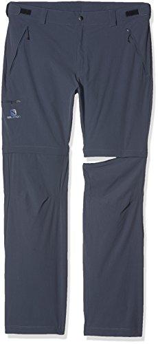 Salomon L39311600, Pantaloni Regolabili Uomo Blu (ombre blue)
