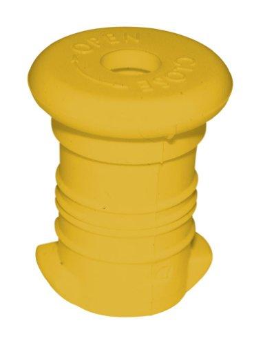 Ersatzverschluss / Stöpsel für ISYbe Trinkflasche, gelb