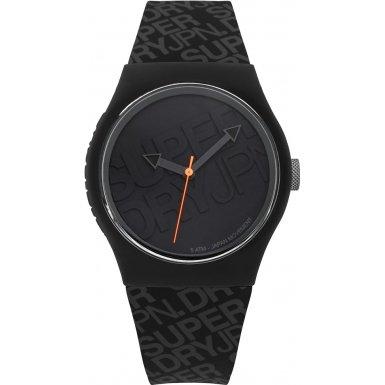 Superdry Unisex Erwachsene-Armbanduhr SYG169B